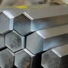Aluminium Hex Bar 6063