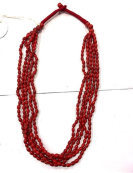 Small Beaded Necklace