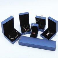 Fine Finish Blue Jewellery Box Series