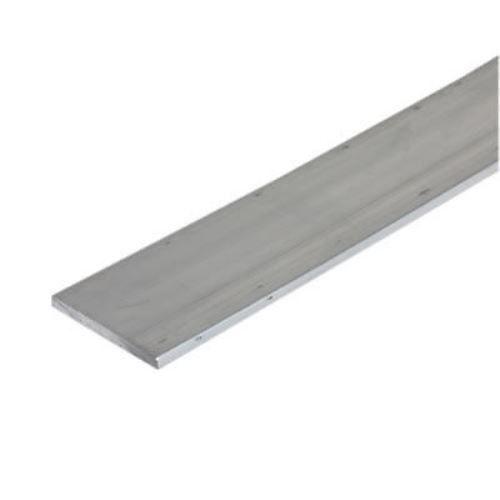 Silver Aluminum Strips