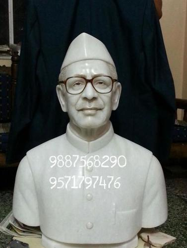 Marble Stone Human Statue