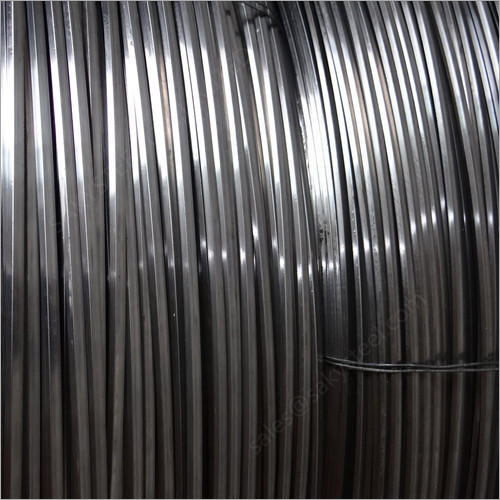 V Shaped Wire Rod