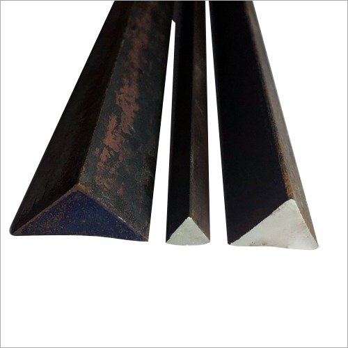 Mild Steel Triangle Bright Bar