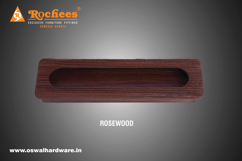 Wood Conceal Handle- EDAG