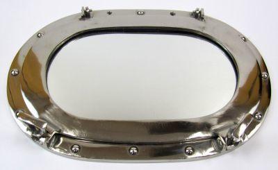 Oval Porthole Mirror 19 Inch