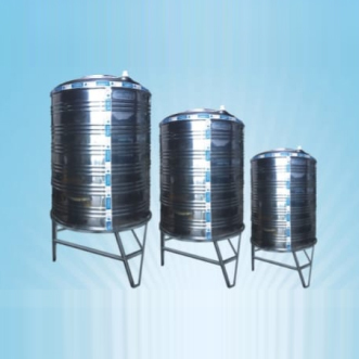 Solar Stainless Steel Tanks