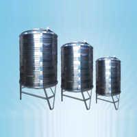 Solar Stainless Steel Tanks