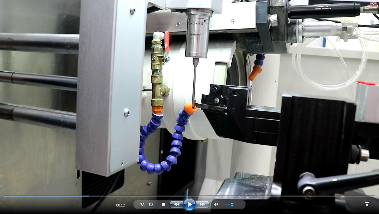 CNC PCD PCBN Tools Grinding Machine Tools