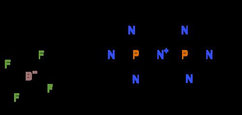Diphosphazenium Tetrafluoroborate