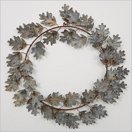 Wall Iron Wreath