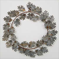 Wall Iron Wreath