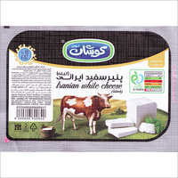 Iranian White Cheese Packaging Aluminium Foil Lid