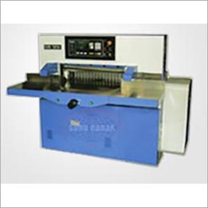 Programmable Automatic Paper Cutting Machine