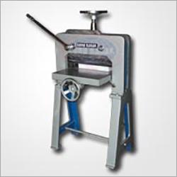 Paper Cutting Machine Baby Model