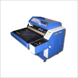 Rotary Sticker Half Cutting Creasing CUm Perforating Machine