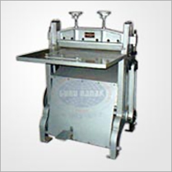 Power Creasing Machine