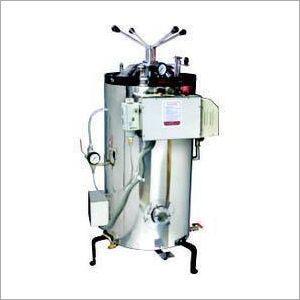 High Pressure Vertical Autoclave