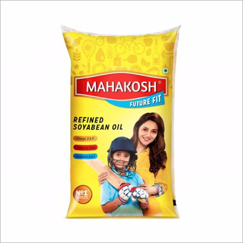 Mahakosh Rice Bran Soybean Oil