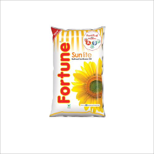 1 Litre Fortune Sunlite Refined Oil