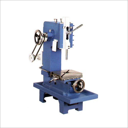 Semi Automatic Slotting Machine