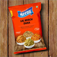 Lal Mirch Dana Namkeen Snacks