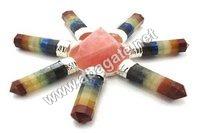seven chakra pencil energy generator