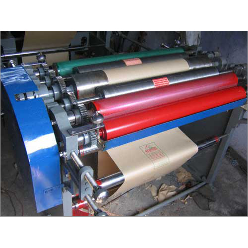 Double Color Printing Machine