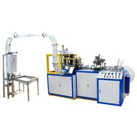 Paper Glass Making Machine