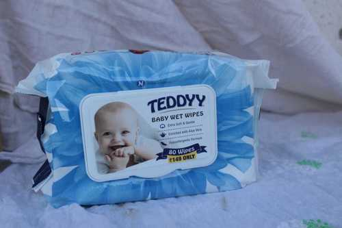 TEDDY BABY WET WIPES