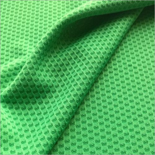 Polyester Double Jersey Knitted Fabric