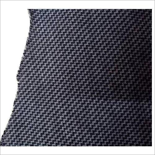 Diagonal Melange Knitted Fabric