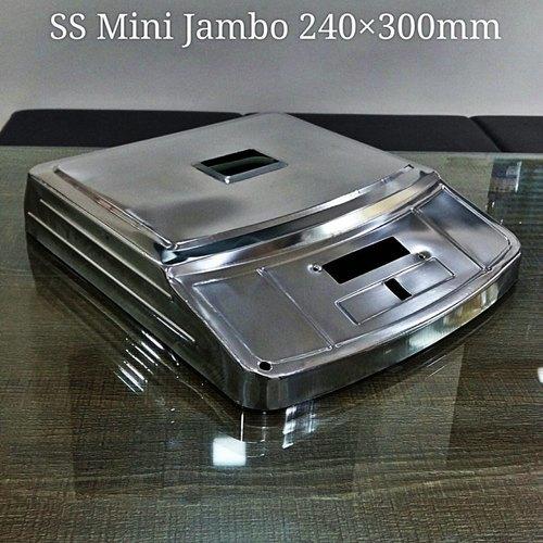 Table Top Jumbo Scale SS Body