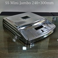 Table Top Jumbo Scale SS Body