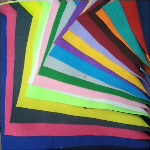 Plain T-Shirt Fabric