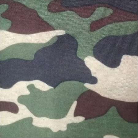Military Printed Fabric