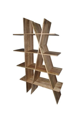 Foldable Bookshelf