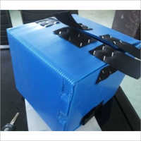 PP Corrugated Box With Velcro
