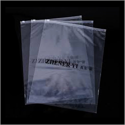 Transparent Zipper Pouch