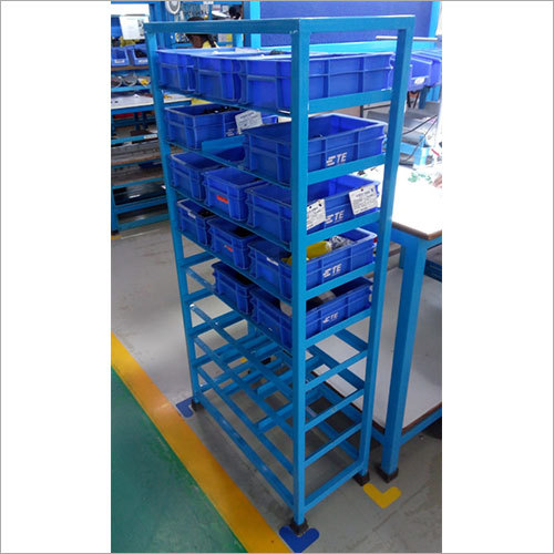 Fabrication Work Rack & Trolley