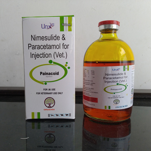 Nimesulide And Paracetamol for Injection