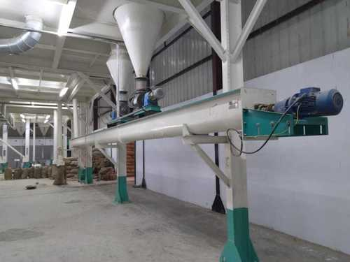 Flour Mill Screw Conveyor