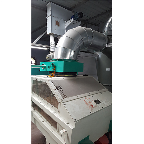Cleaning And Grading Machine