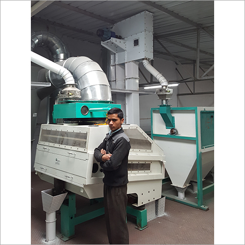 Pulses Filter Machine
