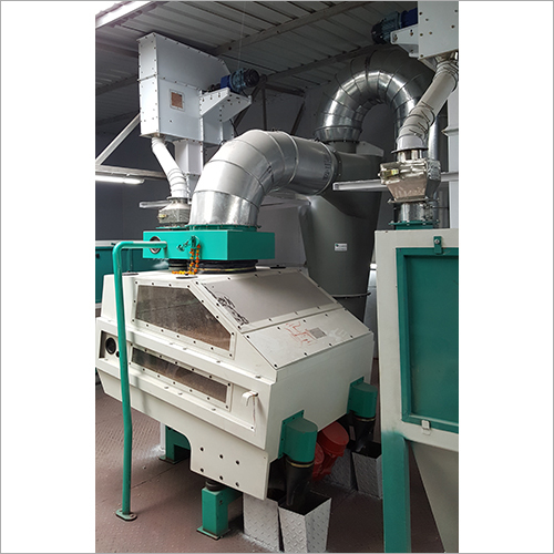 Pulses Hulling and Spitting Machine