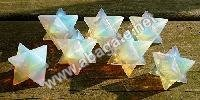 Opalite Markaba Star