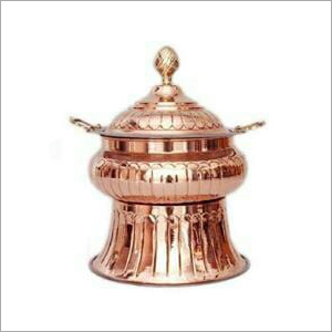 Copper Hotel Chafing Dish