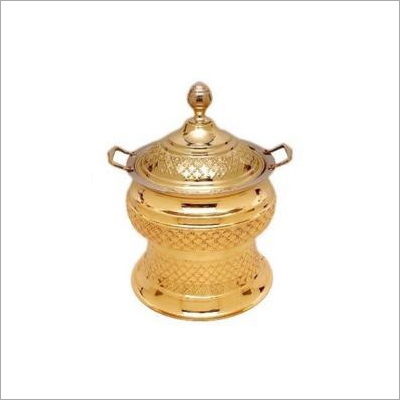 Brass Serving Chafing Dish