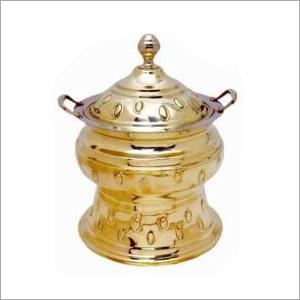 Brass Designer Chafing Dish