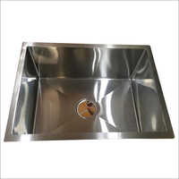 Sqaure Stainless Steel Kitchen Sink