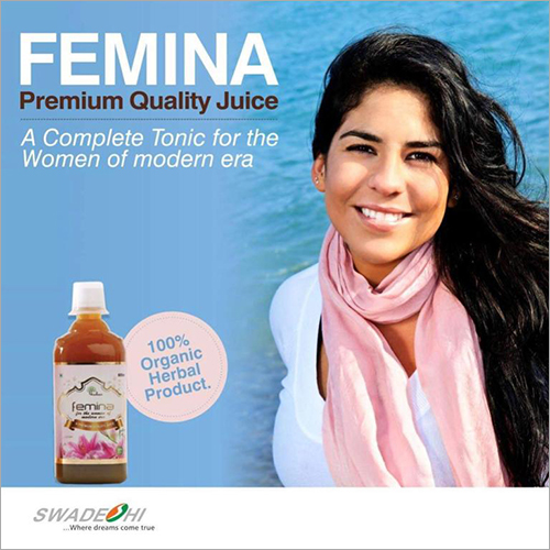 Femina Herbal Juice